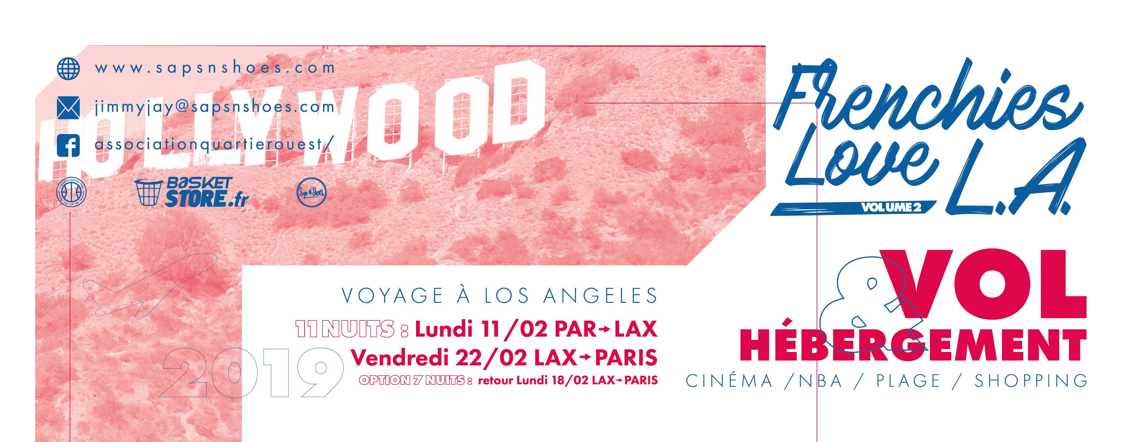 Frenchies Love L.A Vol2