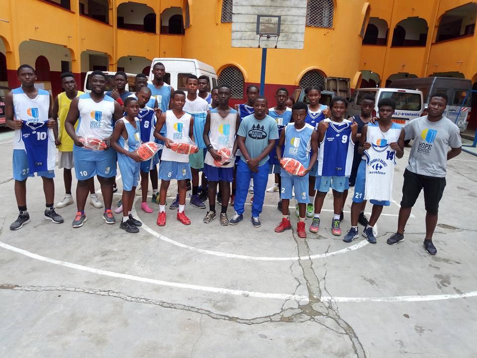 Interview Anta Mukoko :  Le basket au Cameroun